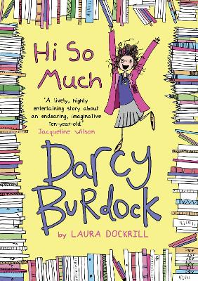 Darcy Burdock: Hi So Much.