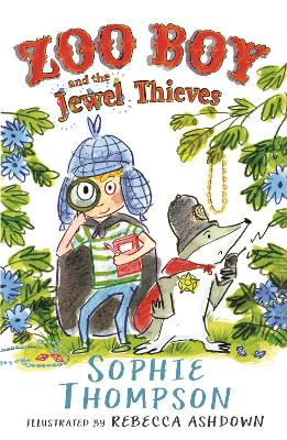Zoo Boy and the Jewel Thieves