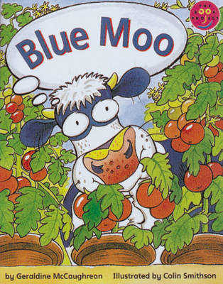 Blue Moo New Readers Fiction 2