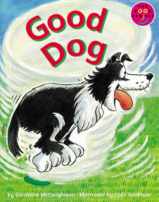 Good Dog New Readers Fiction 2