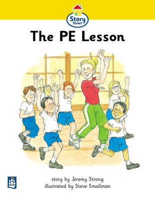 PE Lesson,The Story Street Beginner Stage Step 1 Storybook 9