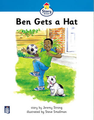 Ben gets a hat Story Street Stage Step 2 Storybook 10