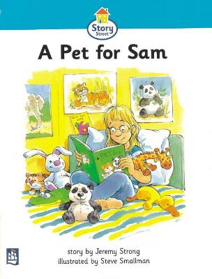 Pet for Sam, a Story Street Beginner