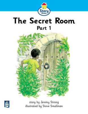 Secret Room Part 1, The Story Street Beginner Stage Step 2 Storybook 14