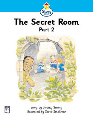 Secret room Part 2, The Story street Beginner Stage Step 2 Storybook 15