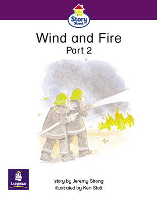 Wind and Fire Part 2 Story Street Emergent stage step 5 Storybook 39