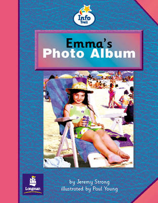 Emma's photo album Info Trail Beginner Stage Non-Fiction Book 1