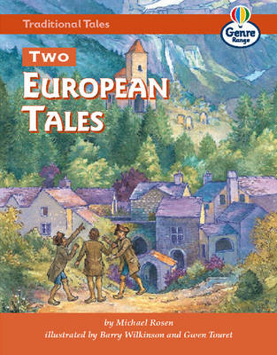 Two European Tales: Bare Hands and William Genre Fluent stage Traditional Tales Book 3
