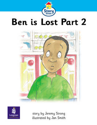 Step 2 Ben is lost Part 2 Story Street KS1
