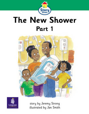 Step 3 The New Shower Part 1 Story Street KS1