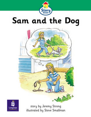 Step 3 Sam and the Dog Story Street KS1