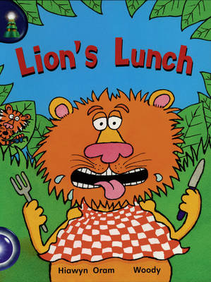 Lighthouse Yr1/P2 Blue: Lions Lunch (6 Pack)