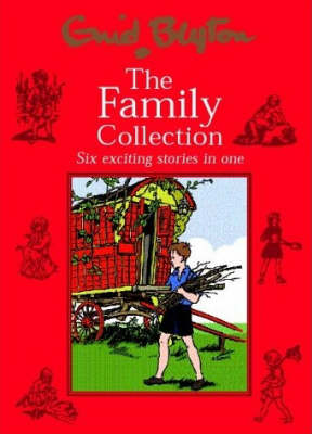 Family Collections: Six Exciting Stories in One