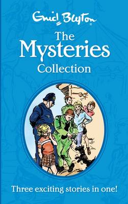 Enid Blyton the Mysteries Collection