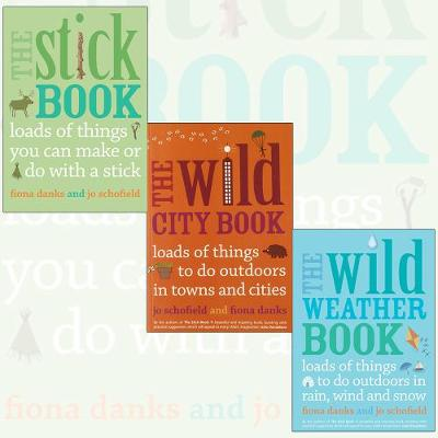 The Stick, Weather, City Things to Do Books Collection by Fiona Danks