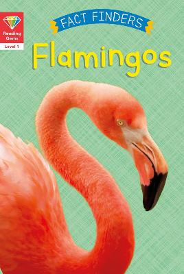 Reading Gems Fact Finders: Flamingos (Level 1)