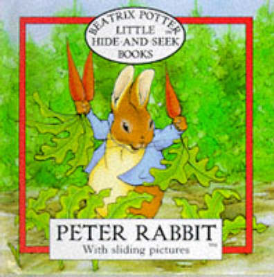 Little Hide-And-Seek Books: Peter Rabbit