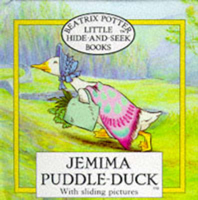 Little Hide-And-Seek Books: Jemima Puddle-Duck
