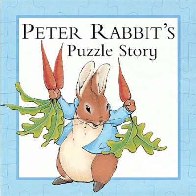 Peter Rabbit's Puzzle Story Book