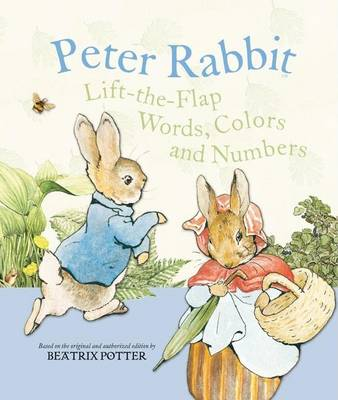 Peter Rabbit: Words, Colours and Numbers