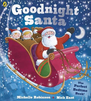 Goodnight Santa: Board Book INT