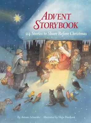 Advent Storybook: 24 Stories to Share Before Christmas