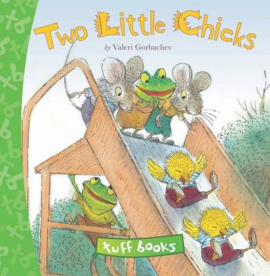 Two Little Chicks (tuff Book)