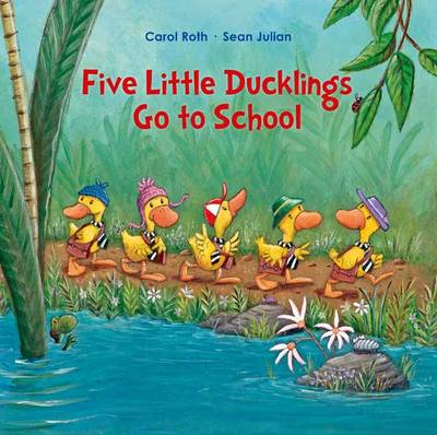 Five Little Ducks Go to School