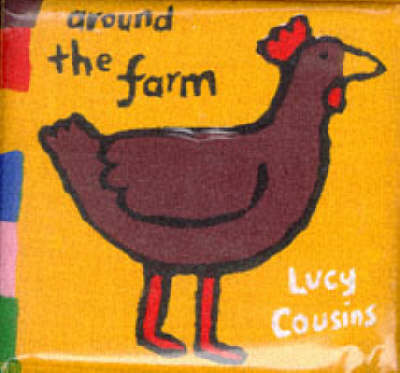 Around The Farm Cloth Book