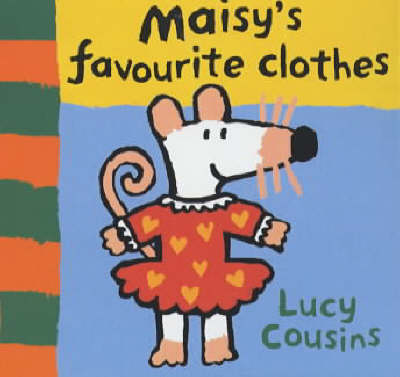Maisy's Favourite Clothes Chunky Board