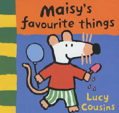 Maisy's Favourite Things Chunky Board