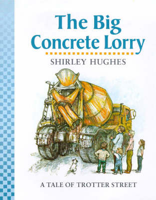 Big Concrete Lorry