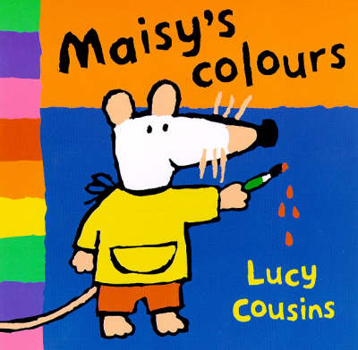 Maisy's Colours Board Book