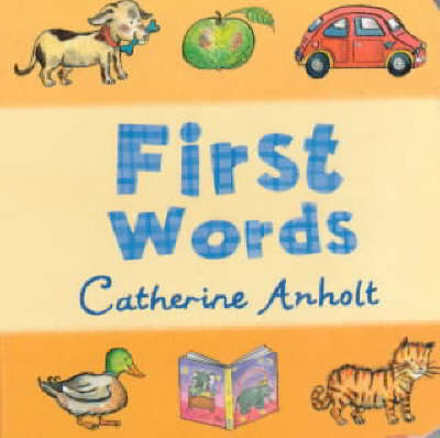 First Words Chunky Board Book