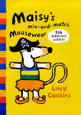 Maisy Mix N Match Mousewear