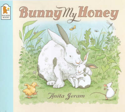 Bunny My Honey Midi Board Book