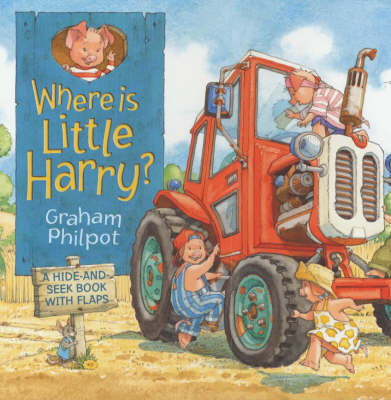 Where's Little Harry ?