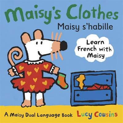 Maisy's Clothes Dual Language French Boa