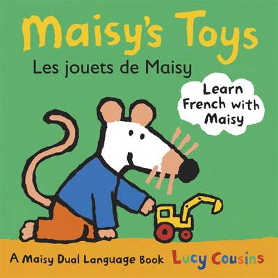 Maisy's Toys Dual Language French Board