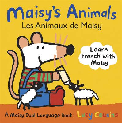Maisy's Animals Dual Language French Boa
