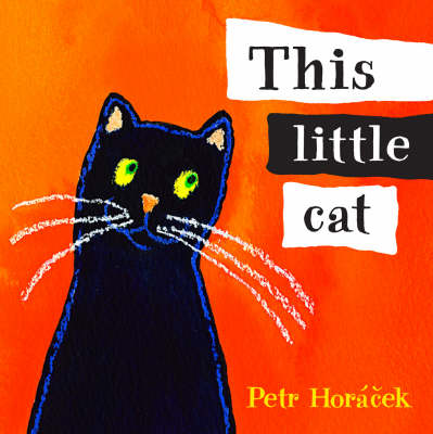 This Little Cat Board Book