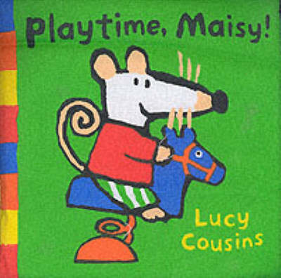 Playtime Maisy Cloth Book