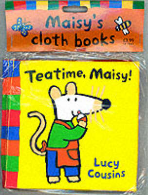 Teatime Maisy Cloth Book