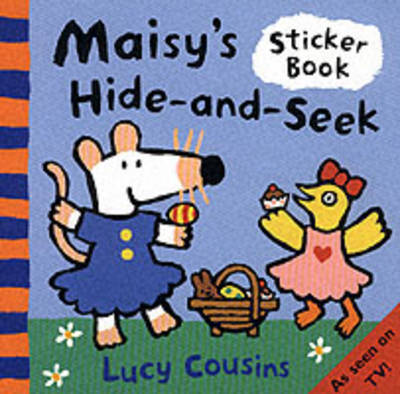 Maisy's Hide & Seek Sticker Book