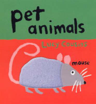 Pet Animals Touch & Feel