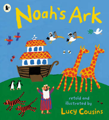 Noah's Ark Board Book