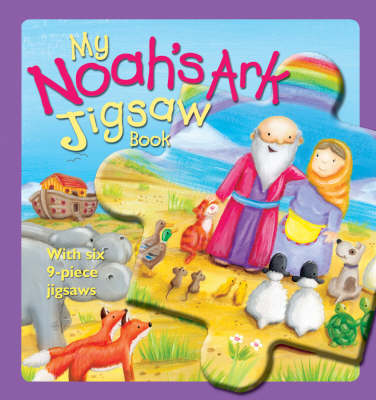 My Noah's Ark Jigsaw Book