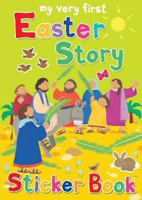 My Very First Easter Story Sticker Book