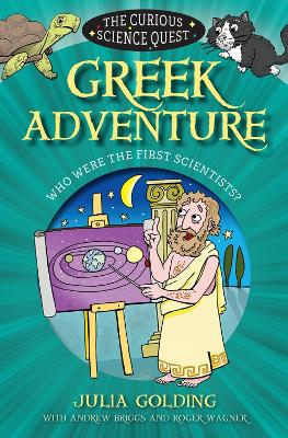 Greek Adventure: Who were the first scientists?