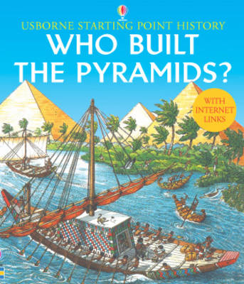 Who Built the Pyramids